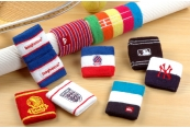 Striped Sports Wristband